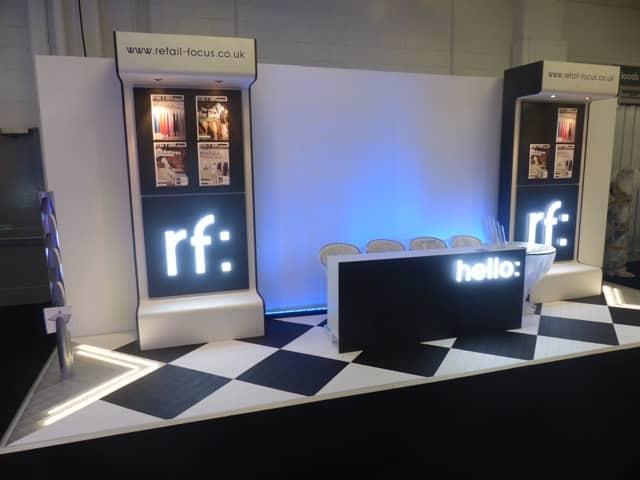 Retail Focus Exhibition Stand