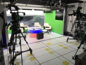 mobile tv studio