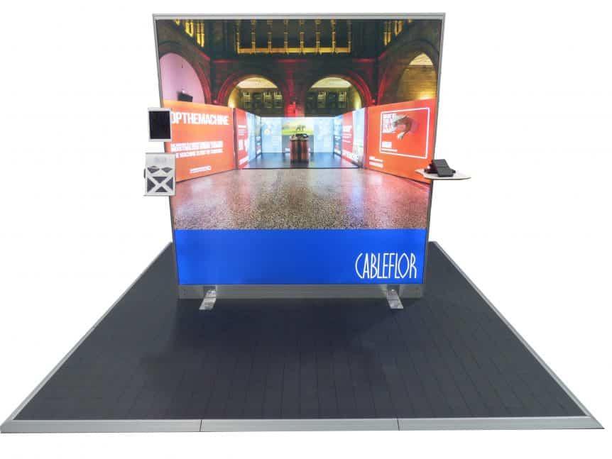 exhibition light boxes