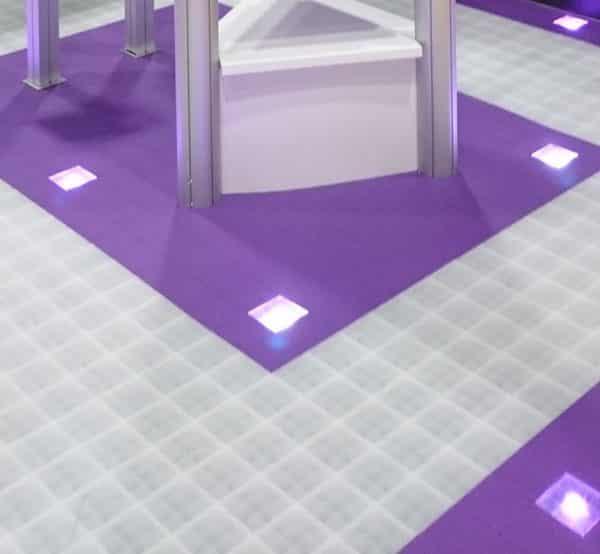 event floor design