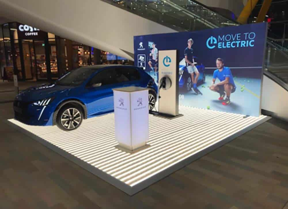 retail and event flooring