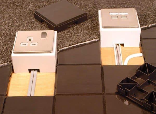 socket boxes