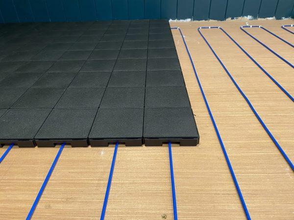 underfloor heating tile